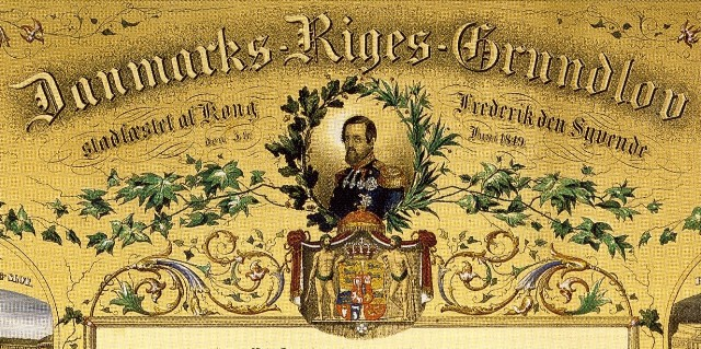 danmarks riges grundlov