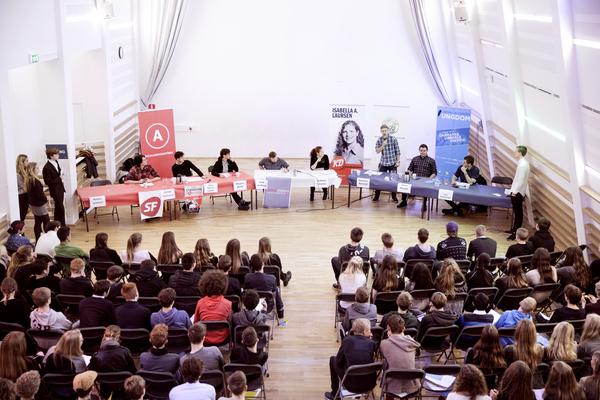 Skolevalg Debat RED 011