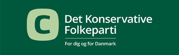 DetKonservativeFolkeparti LogoHeader