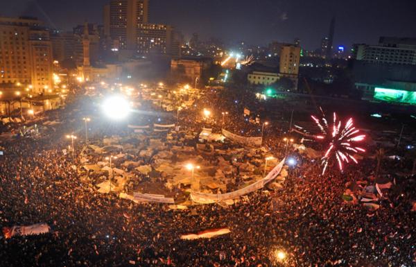 Tahrir Square  c  Jonathan Rashad til aktivitet 1