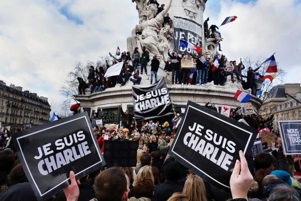 Je suis Charlie  Paris 11 January 2015  3
