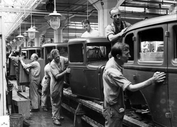 Ford Motor Company  1934  Scanpix