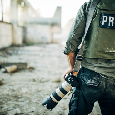Konfliktstof i medierne