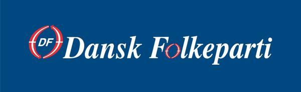 DanskFolkeparti LogoHeader