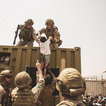 Krigen i Afghanistan