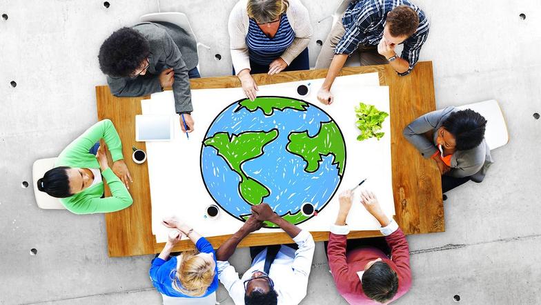 Den globale landsby
