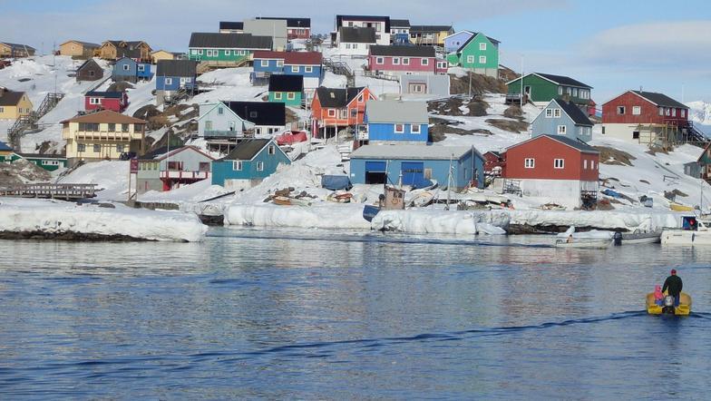 Grønland - muligheder og udfordringer