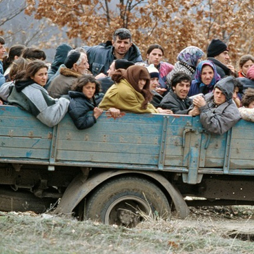 Borgerkrigene i Eksjugoslavien
