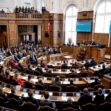 Det danske valgsystem