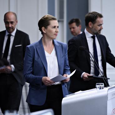 Statsminister i Danmark