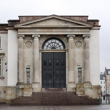 De danske domstole