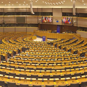 EU's opbygning